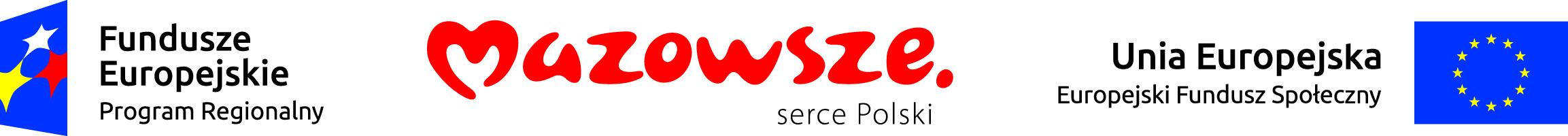 Logotypy Mazowsze